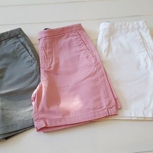 Banana Republic Premium Chino Shorts